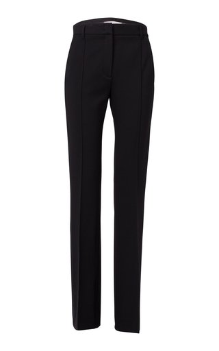 Emotional Essence Slim Crepe Trousers