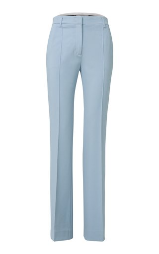 Emotional Essence Slim Crepe Trousers