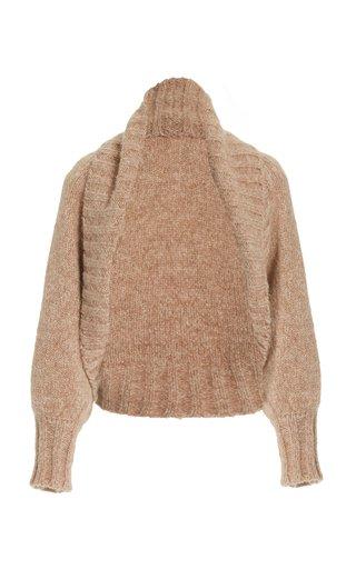 Virginie Cropped Sweater