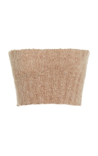 Azlyn Knit Cropped Top