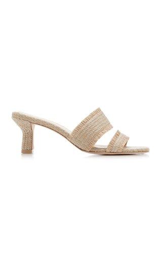 Fae Raffia Sandals