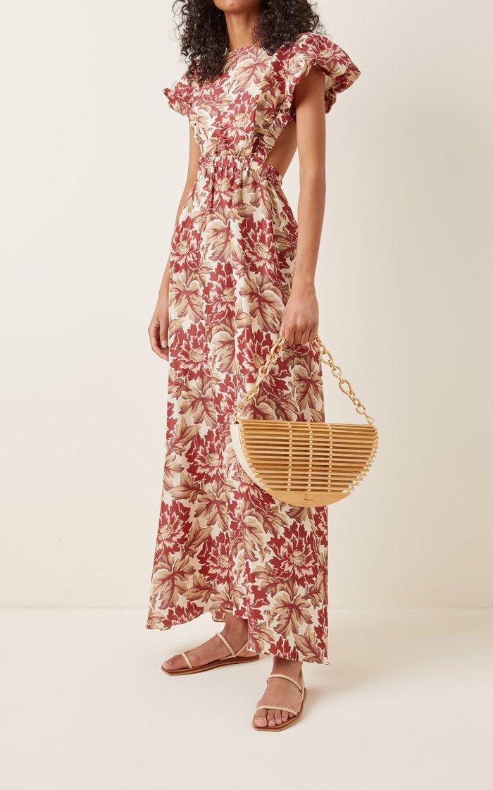 Celine Bamboo Shoulder Bag