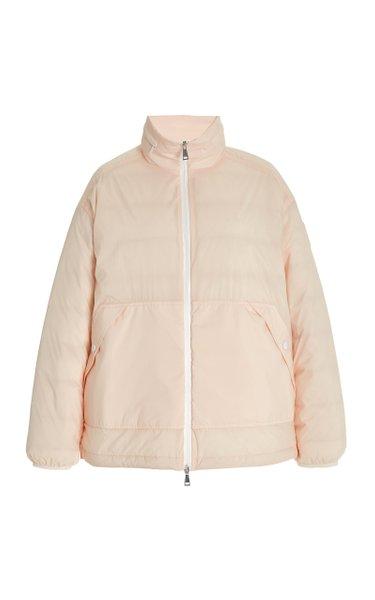 Menchib Zip-Hood Lightweight Shell Jacket