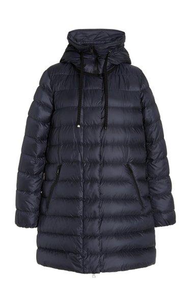 Gnosia Hooded Down Puffer Coat