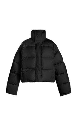 BB Padded Shell Short Puffer Coat