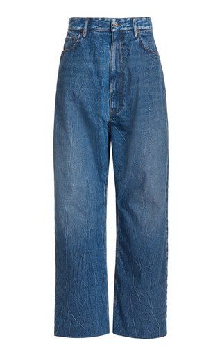 Baggy Rigid High-Rise Wide-Leg Jeans