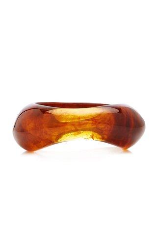 Saucer Acrylic Bangle