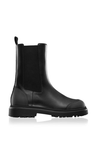 Patty Leather Chelsea Boots