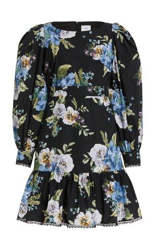 Rydal Cotton Floral Mini Dress