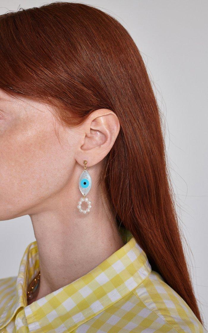 Pearth Pez Earrings