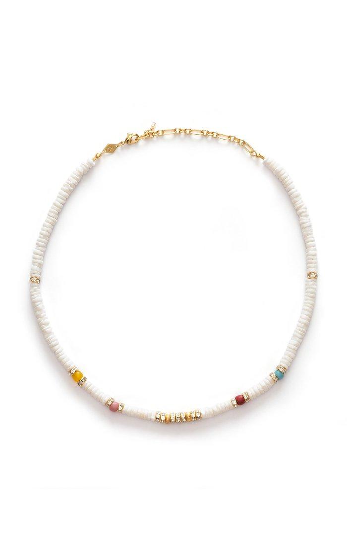Sun Dance Shell Necklace