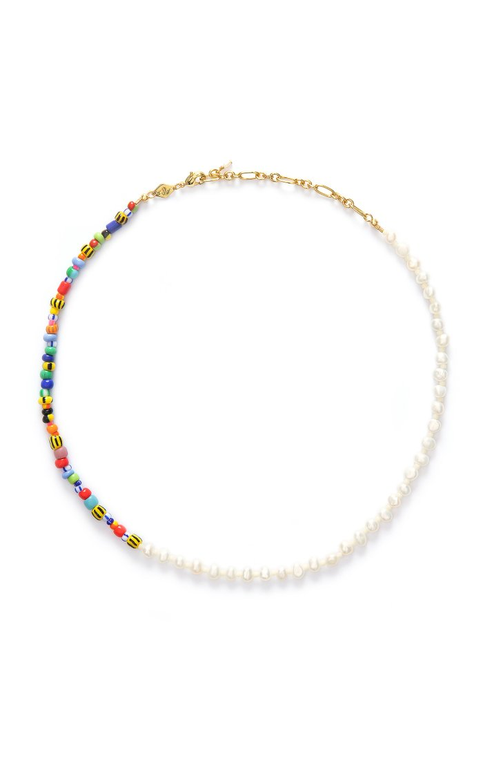 Pearly Alaia Necklace