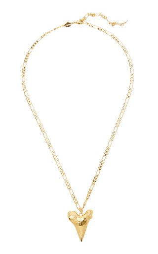 Protect Me 18k Gold-Plated Pendant Necklace