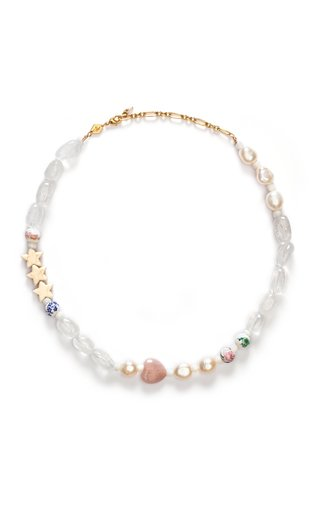 Heloise Beaded Necklace