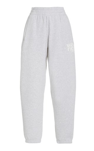 Foundation Logo-Print Cotton Sweatpants