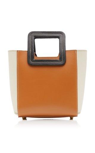 Mini Shirley Leather Tote