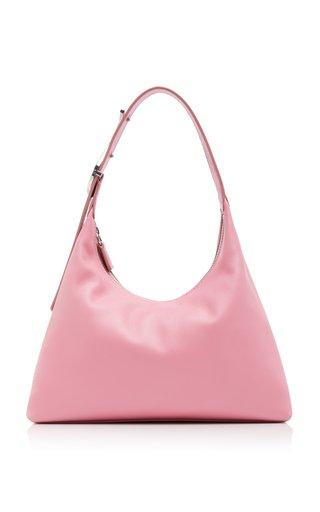 Scotty Leather Shoulder Bag