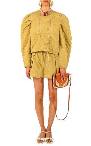 Arlo Puffed Sleeve Jacket