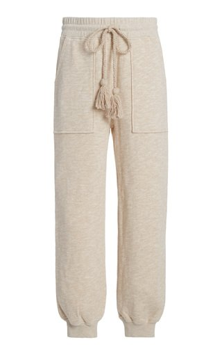 Charley Cotton Drawstring Pants