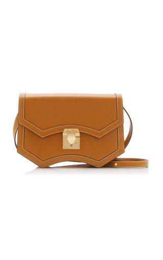 Madeline Leather Shoulder Bag