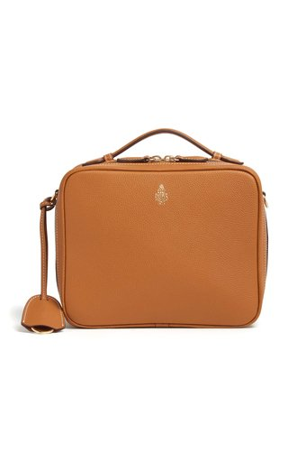 Madison Leather Top Handle Bag