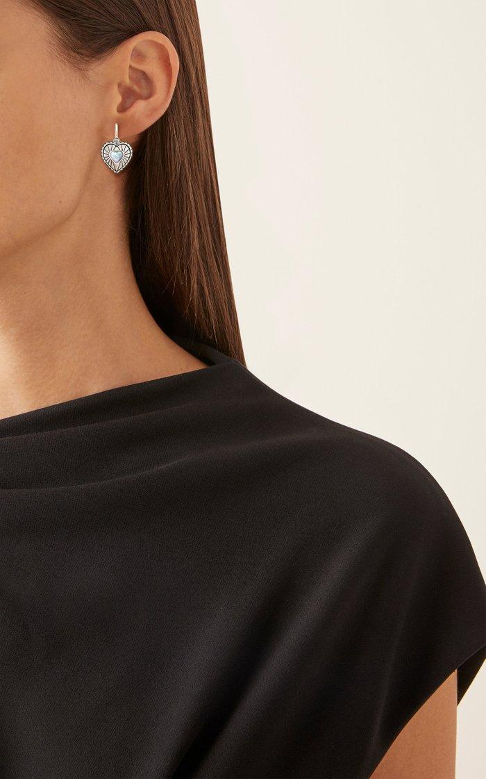 Opal Akh Earrings