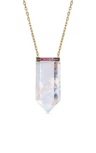 Moonrise Crystal Pendant