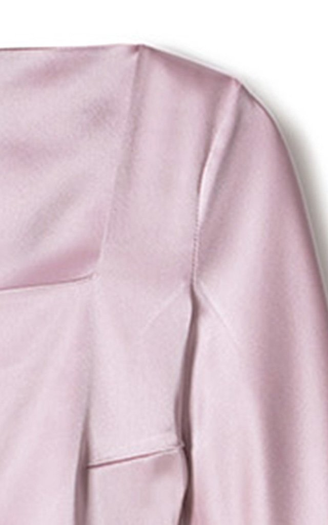 Thisbe Square Neck Midi Dress
