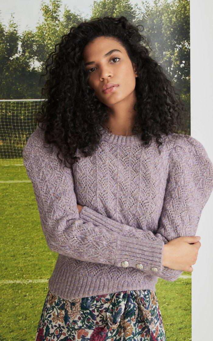 Novah Crew Neck Sweater