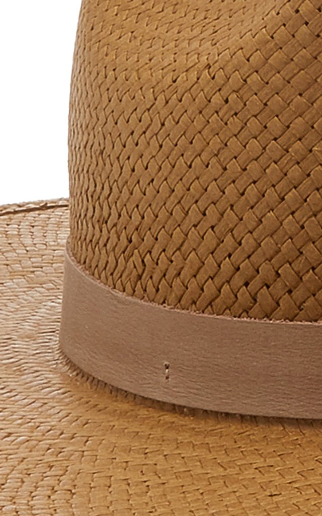 Adriana Packable Straw Hat