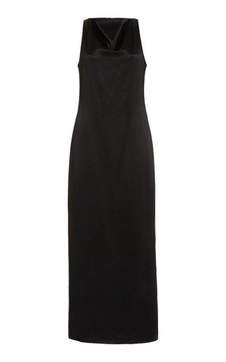 Gwyneth Silk Midi Dress