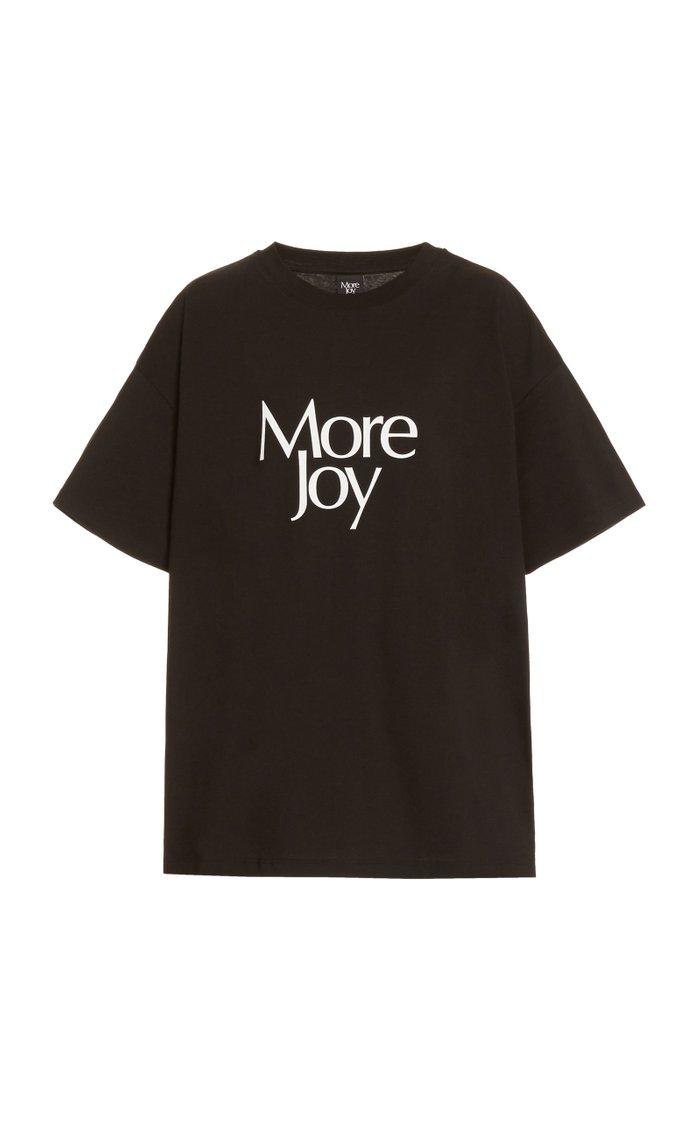 More Joy Cotton T-Shirt