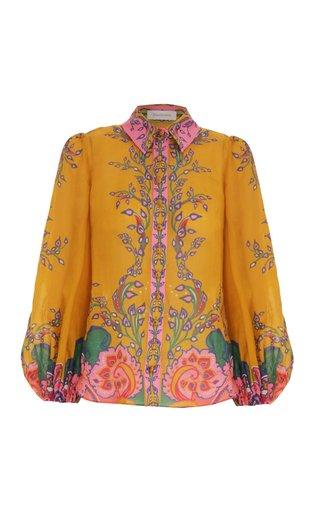 The Lovestruck Blouson Shirt