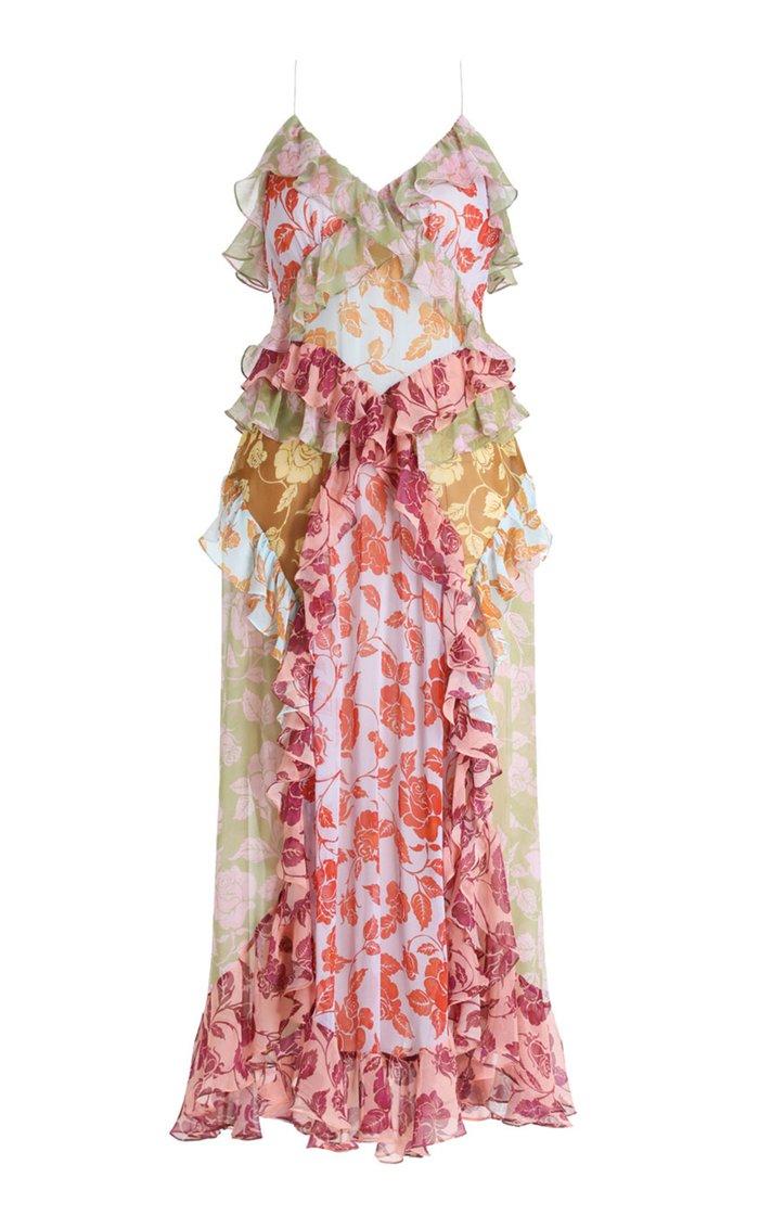 The Lovestruck Silk Slip Dress