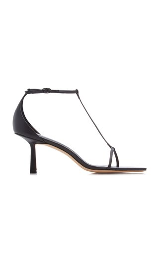 T-Bar Leather Sandals