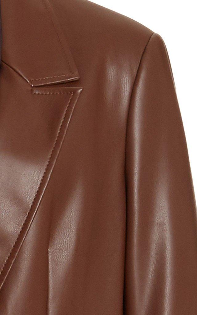 Madden Vegan Leather Blazer
