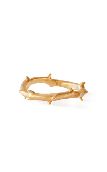 Mary 14K Yellow Gold Ring