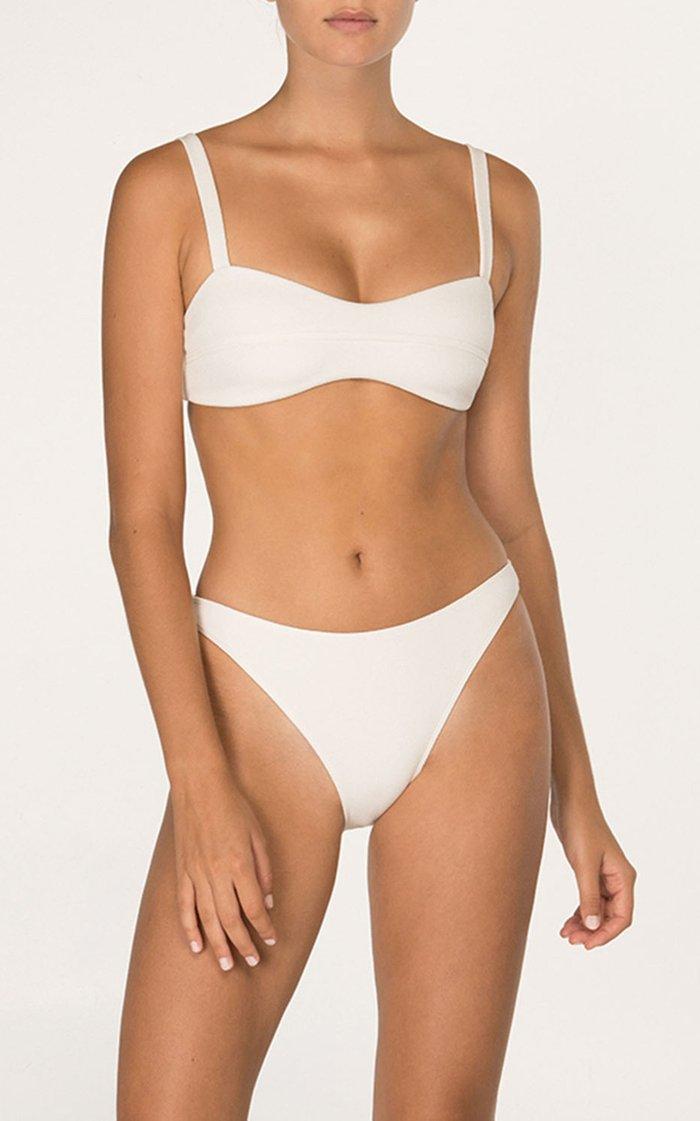 Contoured Bikini Top