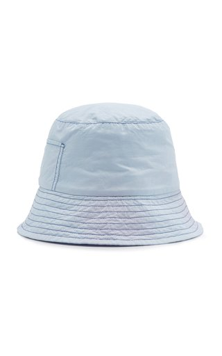 Heddie Tie-Dyed Cotton Bucket Hat