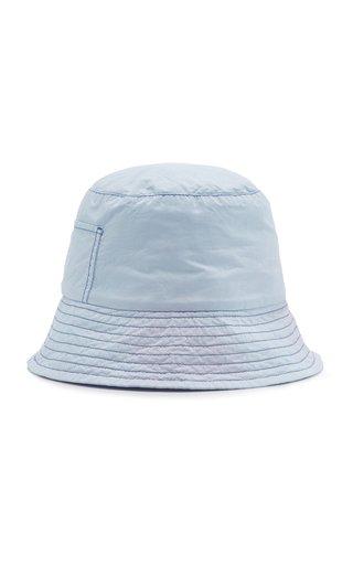 Heddie Tie-Dyed Cotton Bucket Hat