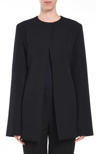 Structured Straight-Lined Jacket