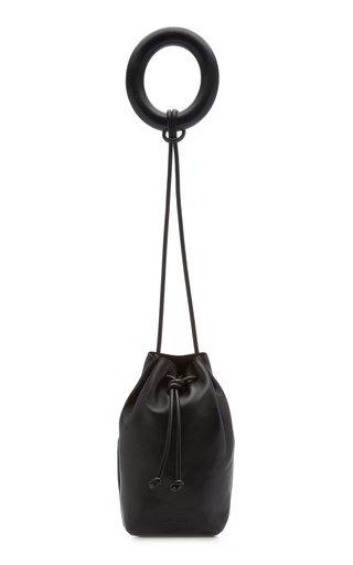 Small Leather Bracelet Crossbody Bag