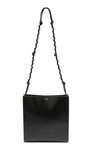 Medium Tangle Leather Shoulder Bag