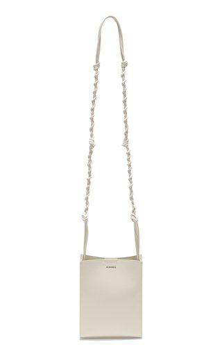 Small Tangle Leather Crossbody Bag