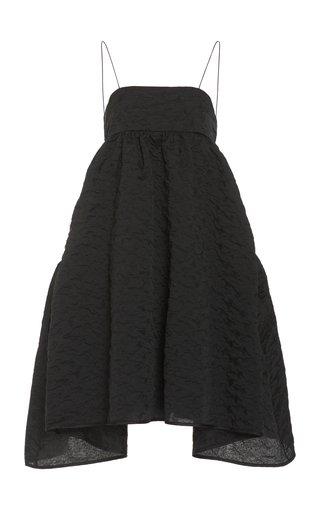 Lisbeth Matelassé Mini Dress