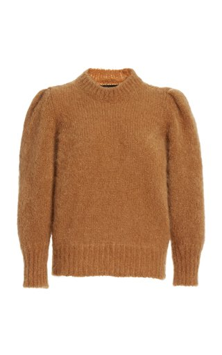 Emma Mohair Knit Sweater