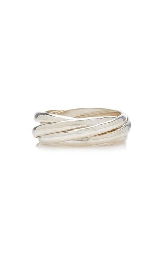 Multi-Band Sterling Silver Ring