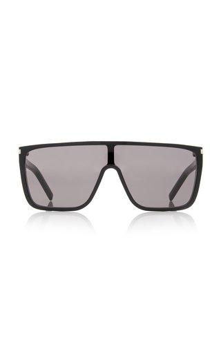 Mask D-Frame Acetate Sunglasses