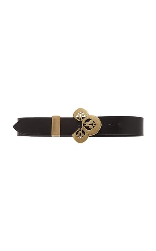 Adaria Leather Buckle Belt