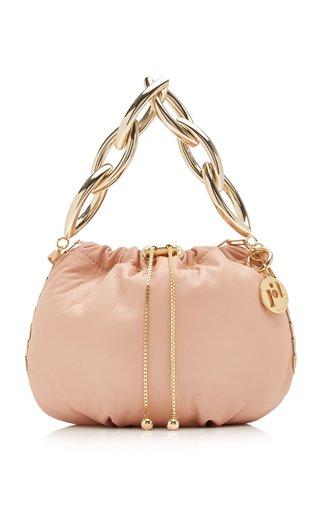 Bubble Small Satin Bag